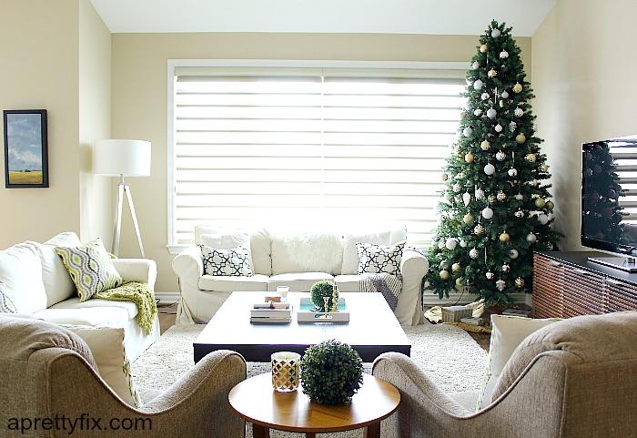 living room - Christmas 2015