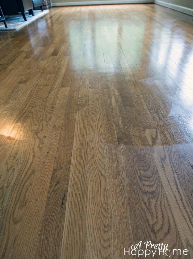 Shine Wood Floors Without Refinishing floorshine4