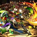 【パズドラ】関銀屏をリーダーにして強力なパーティを編成せよ!