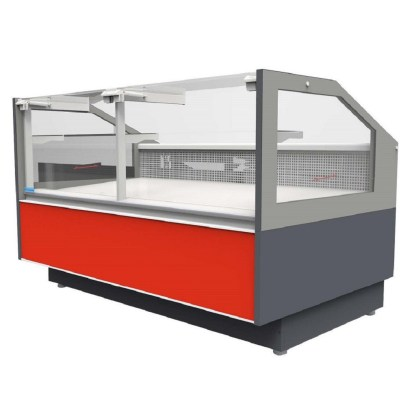Холодильная витрина кубическая GRACIA FG 1.56 для хранения суточной нормы продуктов. Сделать заказ на apricot.