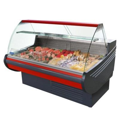 Холодильная витрина гастрономическая Muza 2.0. Тел. (050) 304-42-37, (067) 925-51-86, торговое оборудование.