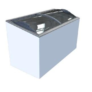 Морозильный ларь NIX UBC имеет объемом 450 л, 5 прочных корзин в комплекте. Среди преимуществ — прочная алюминиевая корона стойкая к механическим повреждениям и ультрафиолету, нецарапающееся каленое стекло. Сделать заказ на apricot.