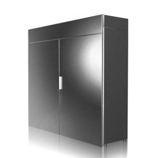 Холодильный шкаф с нержавеющими дверью Torino - 800г - оптимальное решение для хранения продуктов питания. Надежная работа обеспечивается хорошей изоляцией из пенополиуретана и динамичной системой охлаждения внутреннего объема. Купить на apricot.