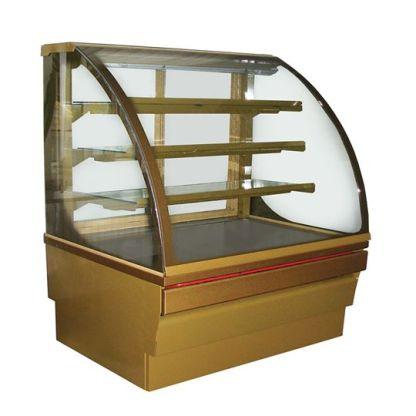 Кондитерская холодильная витрина Cremona с динамическим типом охлаждения. Обновленный дизайн обеспечивает широкий обзор, большую поверхность экспозиции. Сделать заказ на apricot.
