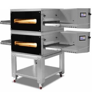 Конвейерная печь для пиццы электрическая SGS PO.KD 50. Тел. (050) 304-42-37, (067) 925-51-86 торговое оборудование.