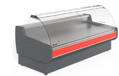 Холодильная витрина гастрономическая Artemide 1,25 для хранения суточной нормы продуктов. Купить Artemide 1,25 на ubc.apricot.
