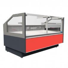 Холодильна вітрина кубічна GRACIA (Грація) FG 1,25 для зберігання добової норми продуктів. Купити FG 1,25 на ubc.apricot.