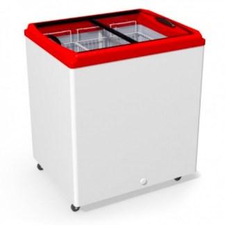 Скриня морозильна M200P - компактний варіант для невеликих магазинів і супермаркетів. Корисний об'єм 210 літрів. Доставка і супер ціна ➲ apricot.