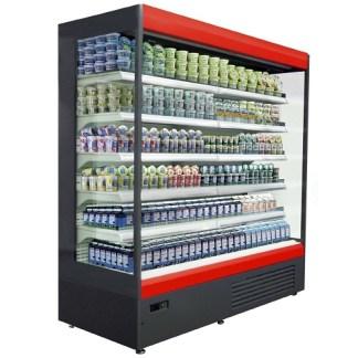 Холодильні гірки-регали AURA - це вид відкритих вітрин для демонстрації і короткочасного зберігання м'ясних, молочних продуктів, сирів, овочів, кондитерських виробів. Тел. (050) 304-42-37, (067) 925-51-86 торгове обладнання.