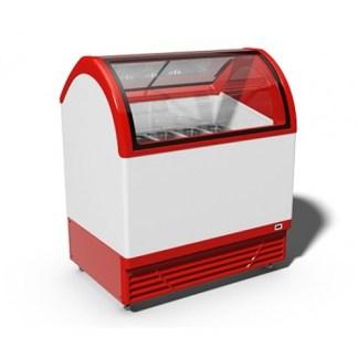 Вітрина для морозива JUKA M300Q. Вітрина для м'якого морозива JUKA з корисним об'ємом 178 л відмінно підійде для вуличної торгівлі. Купити ➱ apricot ☎ (044) 501-11-39.