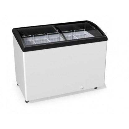 Купити скриню морозильну M400S JUKA можна на apricot. ☎ (050) 304-42-37. ❊Використовується для зберігання і експозиції всіляких заморожених продуктів.