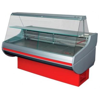 ✷Універсальная холодильна вітрина Siena-П-1,1-2,0 ПС для демонстрації різної продукції. Гарантія + доставка. ⚑ Зробити замовлення на apricot.