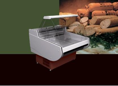 Універсальна холодильна вітрина Siena з плоским склом. Відмінно підійде для зберігання різної продукції. Купити по супер ціні на apricot.