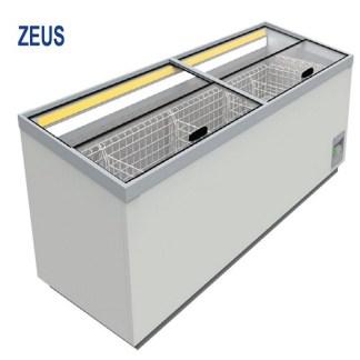 Морозильна бонета Zeus 2.1 - це універсальне обладнання, яке об'єднує в собі переваги вітрин, скринь і гірок. Тел. (050) 304-42-37, (067) 925-51-86 торгове обладнання.