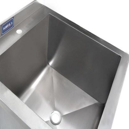 ✵ Каркас виконаний з вуглецевої сталі, труба 30х30 мм. Радіусні кути ванни полегшують зручну санітарну обробку. Доставка і гарантія ✵