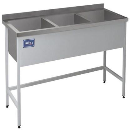 Ніжки регулюються по висоті. Каркас виконаний з труби 30х30 мм. Радіусні кути ванни полегшують зручну санітарну обробку. ☎ (044) 501-11-39