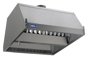 Для низьких стель має спеціальний зріз, який дозволяє кухареві працювати без будь-якого дискомфорту, пов'язаного з висотою витяжки. Доставка