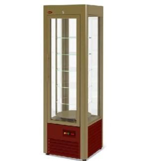 Кондитерский шкаф Veneto, 5 вращающихся полок, динамическое охлаждение
