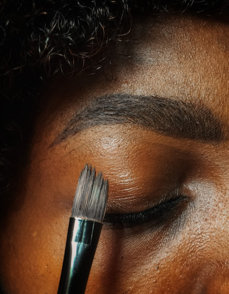 foundation to highlight brows
