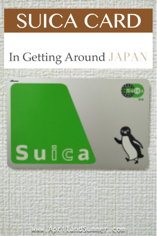 Suica Card: A Must-have In Getting Around Japan