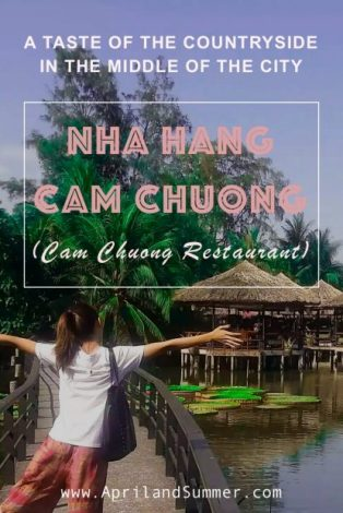Nha Hang Cam Chuong, Ho Chi Minh City, Vietnam