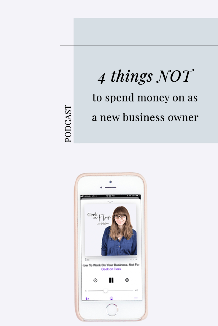 4 Things you must spend money on for a new business | April Brown business consultant
