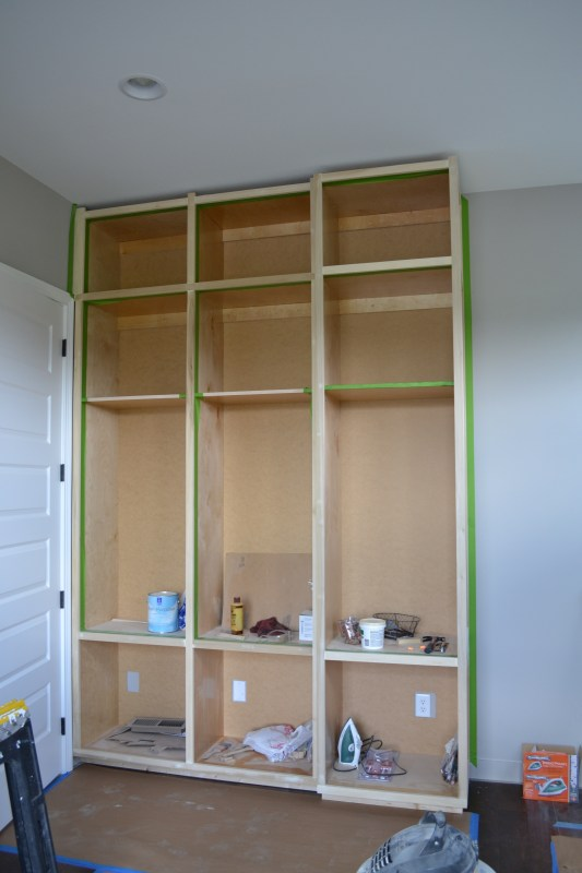How to Build Cabinets