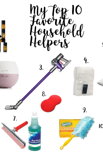 best products for housecleaning