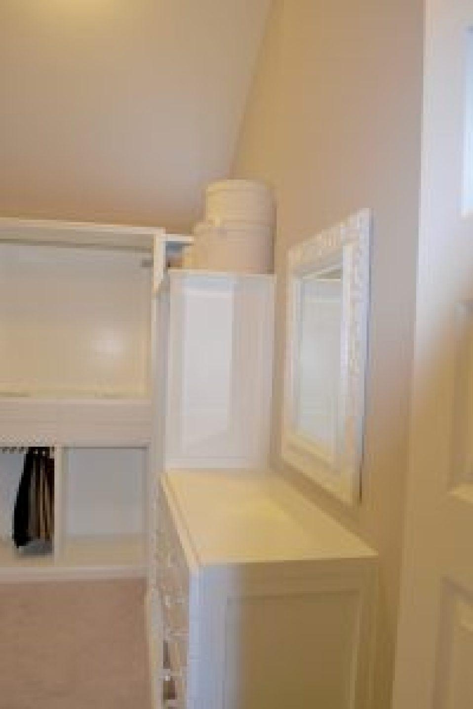 how to custom build a master closet