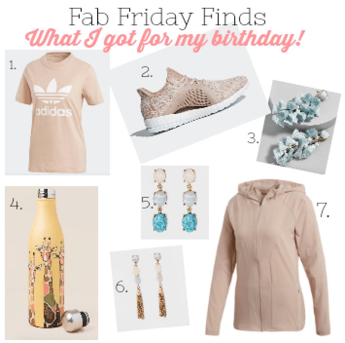 Fab Friday Finds