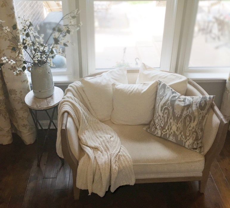 how to add a reading nook