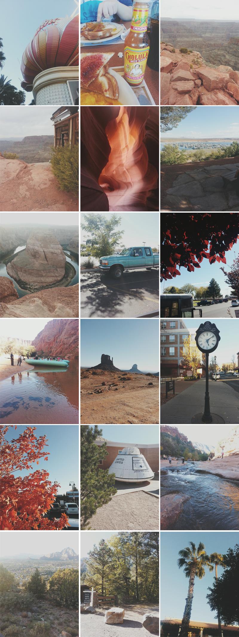 Our Mini American Road Trip - Nevada // Utah // Arizona