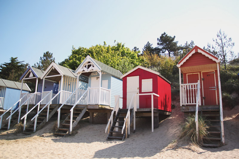 Wells-Next-The-Sea Beach Huts