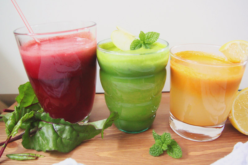 Juicing Recipes
