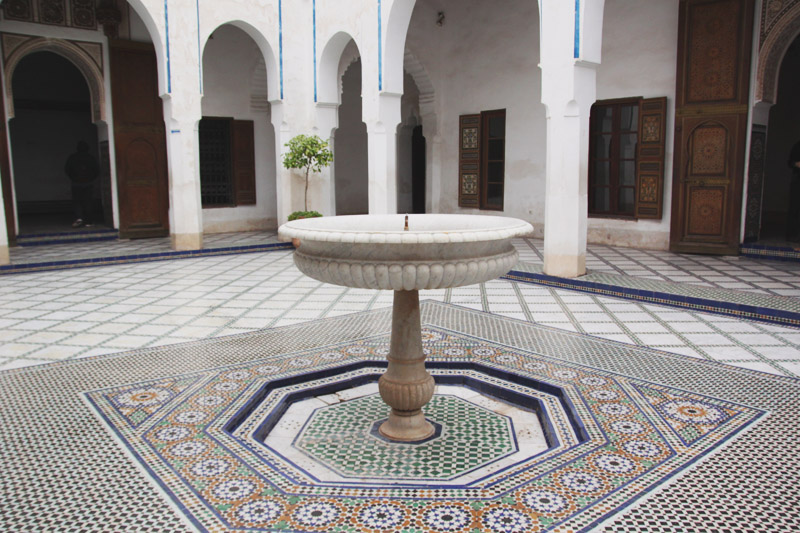 Bahia Palace, Marrakech
