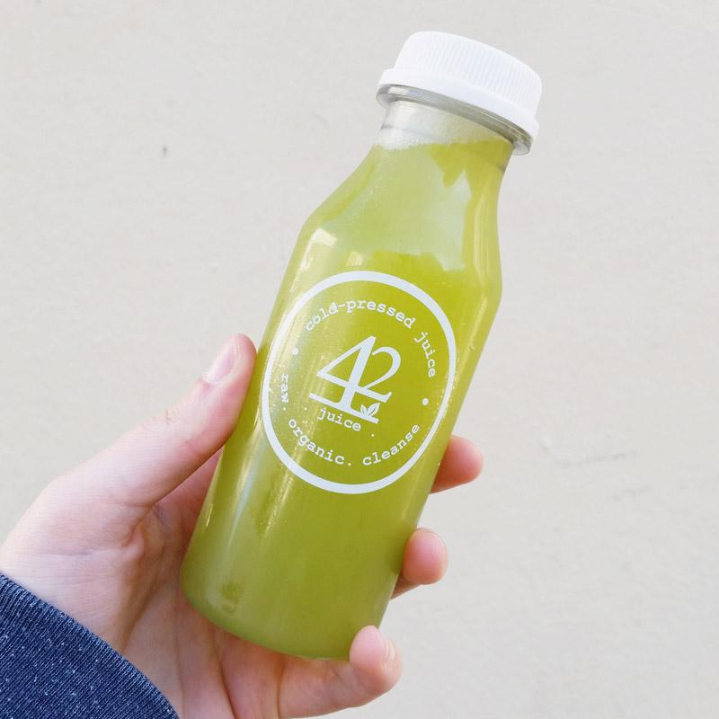 42 Juice, The Lanes, Brighton