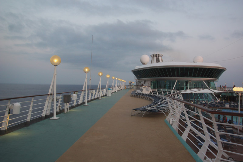 Royal Caribbean, Rhapsody of the Seas Cruise