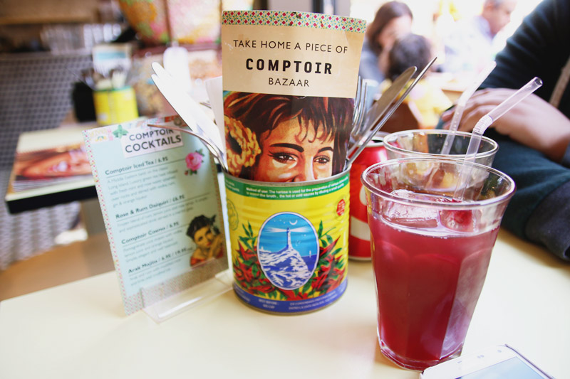 Comptoir Libanais, London