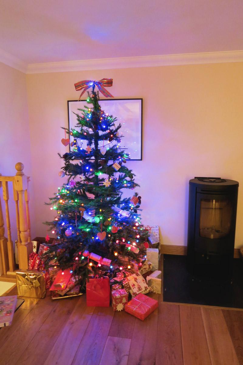 Christmas Day, Aviemore