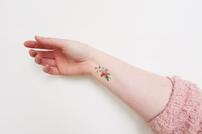 Siideways Temporary Tattoos