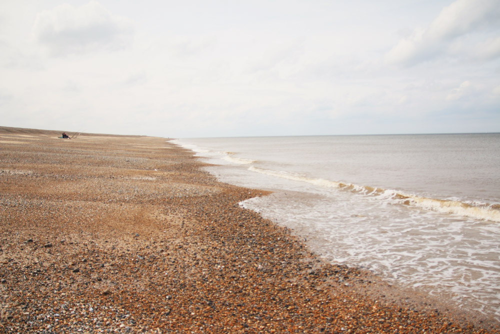Cley-next-the-sea Beach