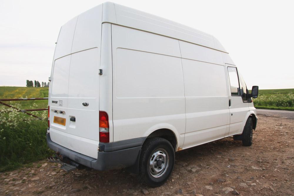 Ford Transit - Campervan Conversion