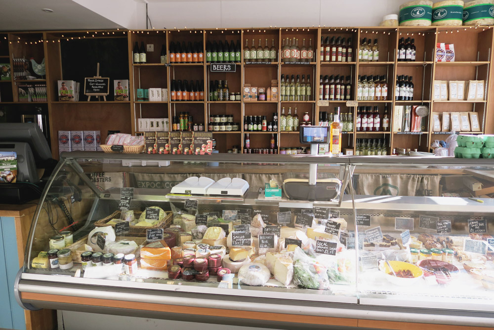 River Cottage Canteen & Deli, Axminster
