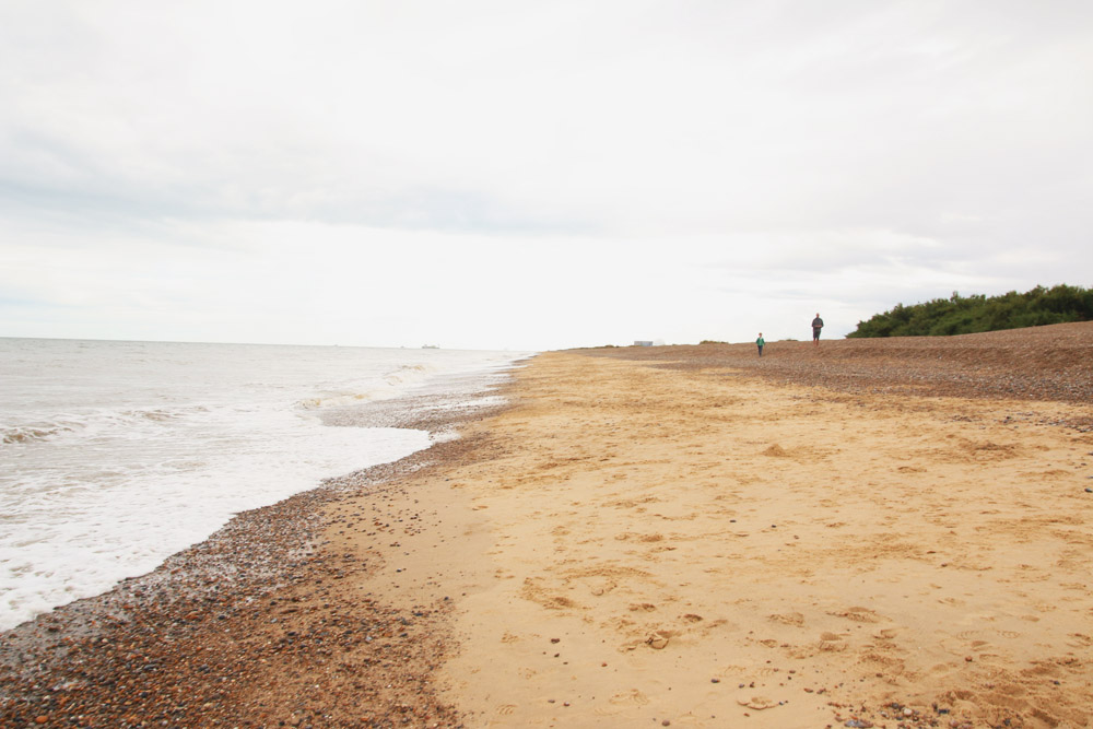 Dunwich Heath Beach, Suffolk