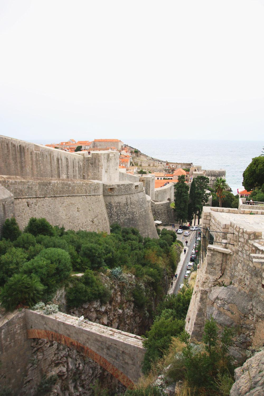 Old City Dubrovnik Walls