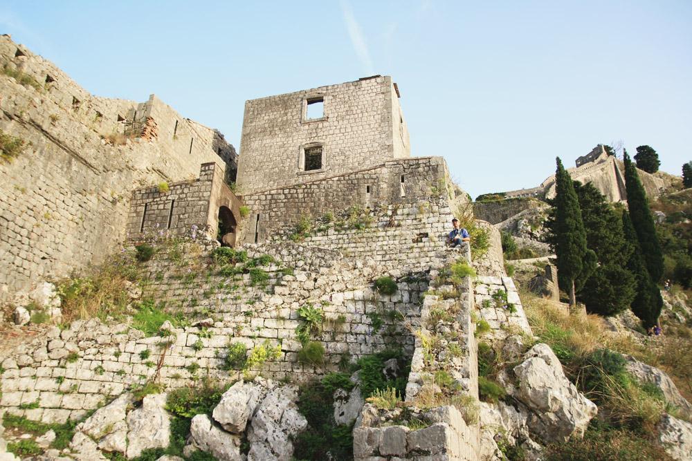 Kotor Old Walls, Montenegro