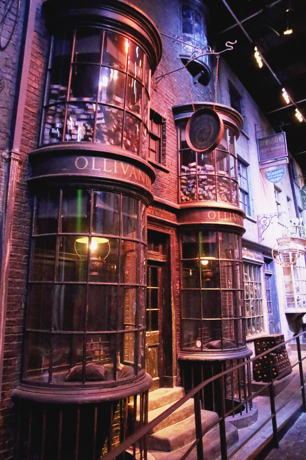 Harry Potter Warner Bros Studio Tour London Ollivanders