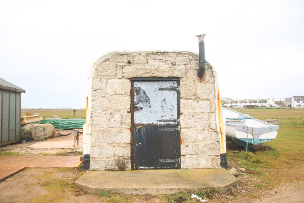 Fishing Hut, Portland Bill - Isle of Portland