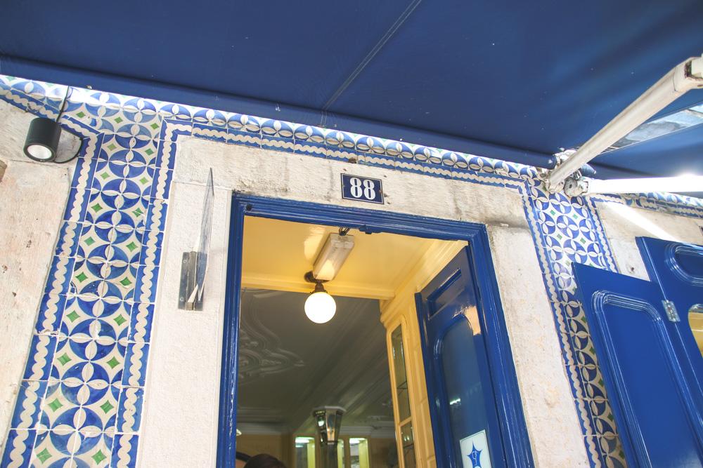 Pastel de Nata at Pasteis de Belem, Belem, Lisbon - Portugal
