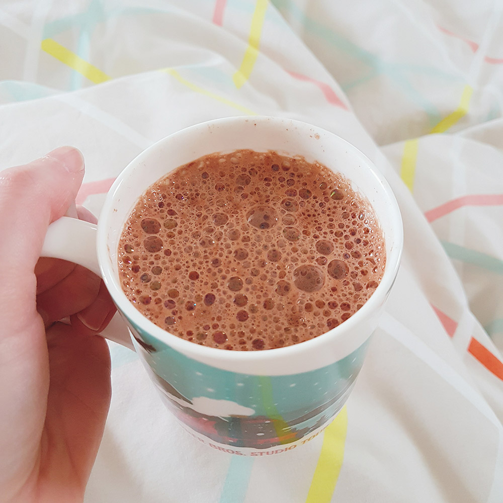 Wispa Hot Chocolate Drink
